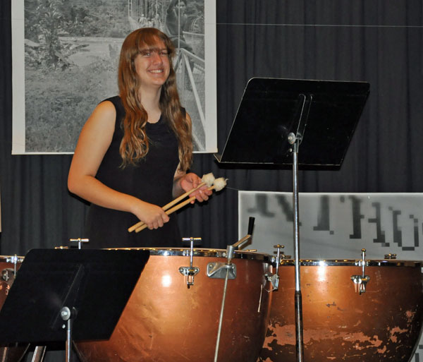 ClairePhillipsPercussion2009
