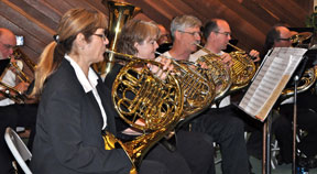 FrenchHornsection2009